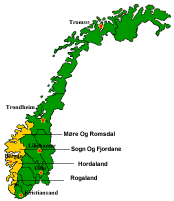 western_norway_map